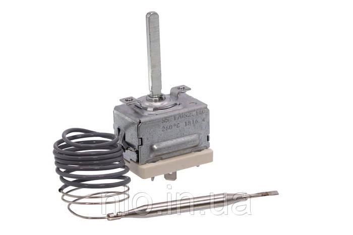 Термостат для духовки EGO 55.17052.160 (50-260°C), Gefest 1140, 2140, 2160 (L=40 mm)
