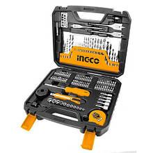 Набір інструментів універсальний 118 предметів INGCO