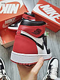 Чоловічі кросівки Nike Air Jоrdan 1 Retro High, фото 4