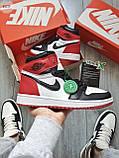 Чоловічі кросівки Nike Air Jоrdan 1 Retro High, фото 5