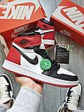 Чоловічі кросівки Nike Air Jоrdan 1 Retro High, фото 6