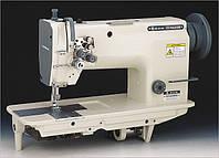 Двухигольная машина челночного стежка  Typical GC6220М