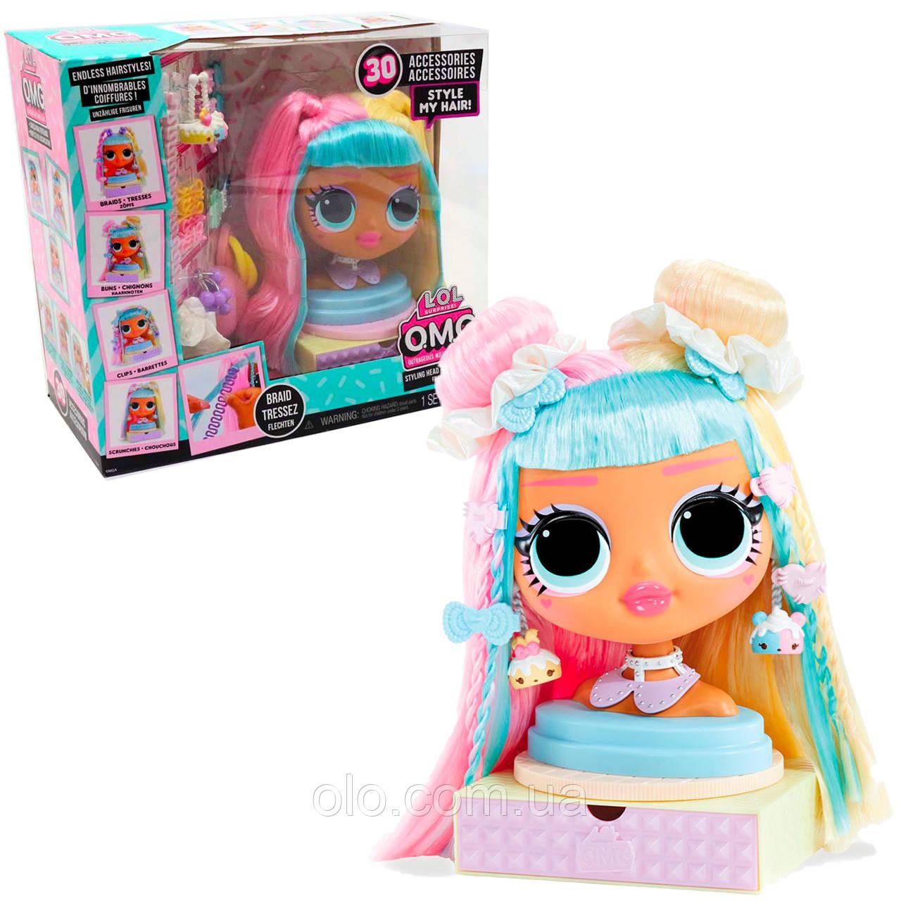 Лялька-манекен LOL Surprise! серії OMG «Леді Бон-Бон», 22 * 13 * 10 см (572008)