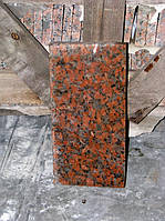 Гранит G 562 Maple Red Плитка 300х150х20 мм