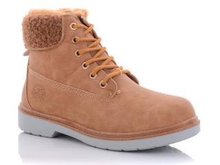 Ботинки женские Dual-9101-5