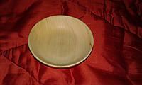 Деревянная тарелка из осины