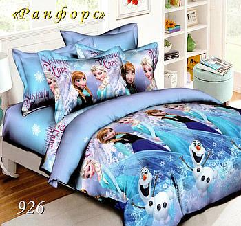 Полуторное постельное белье Тет-А-Тет 926