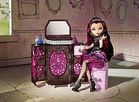 Игровой набор Шкатулка Ревин Квин из Школы Долго и Счастливо (Ever After High Raven Queen Jewelry Box)