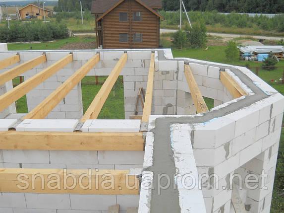 Монтаж деревянного перекрытия, фото 2