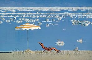"""Экскурсионный тур в Израиль """"Живое Мёртвое море"""" на 15 дней / 14 ночей"""
