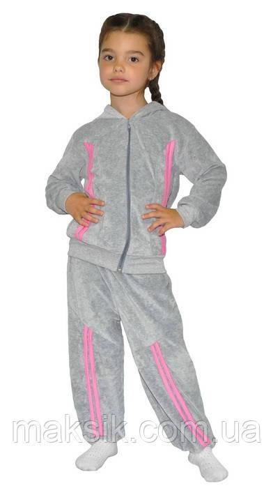 Спортивный костюм для девочки р.86