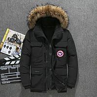 Мужская зимняя куртка АЛЯСКА ПУХОВИК. Размеры 44-52. Очень тёплая!, фото 1