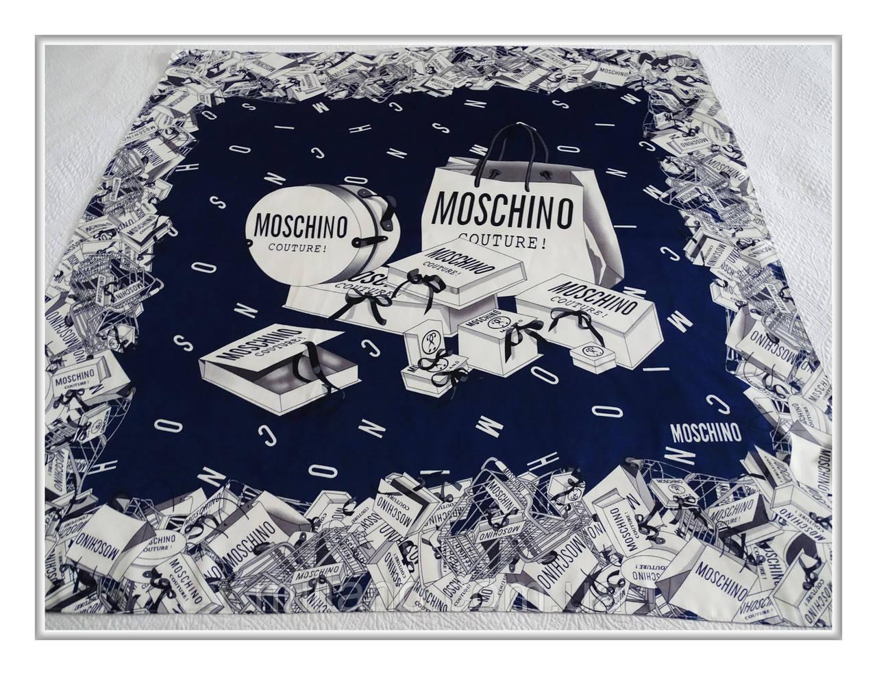 Платок Moschino шёлк