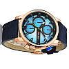 Часы мужские Сurren California blue-gold-blue, фото 4