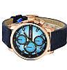 Часы мужские Сurren California blue-gold-blue, фото 2