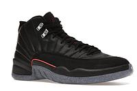 Nike AIR JORDAN 12 RETRO (Black/Black-Bright Crimson) (DC1062-006) размер 42 (Made in China)