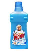 MR PROPER жидкое моющее средство для пола и стен Океан 500 мл