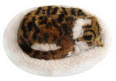 Breathing Pet Коричневый кот