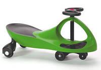 Smart Car (зеленая) с полиуретановыми колесами