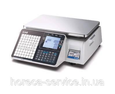 Весы электронные CL-3500-B с печатью этикеток