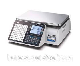 Ваги електронні CL-3500-B з друком етикеток