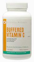 Vitamin C Buffered 1000 мг Universal Nutrition, 100 таб