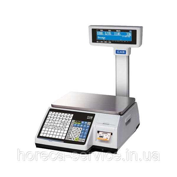 Весы электронные CL-5200-P с печатью этикеток