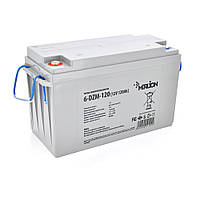 Тягова акумуляторна батарея AGM MERLION 6-DZM-120, 12V 120Ah. М8 ( 330 x 175 x 220) Q1