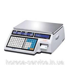 Ваги електронні CL5000J-IB з друком етикеток