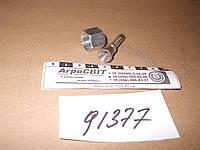 Ниппель + гайка JIS-K (Komatsu) М14*1,5  dу=06 мм. (прямой)