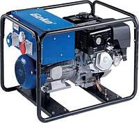 Аренда, прокат трехфазного бензинового генератора, электростанции  мощностью 4,8кВт/380-220В