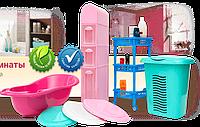 Пласмасові вироби для ванни