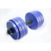 Гантель Титан наборная 23 кг Титан-Днепр