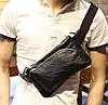 Мужская сумка банан mod.Hardy