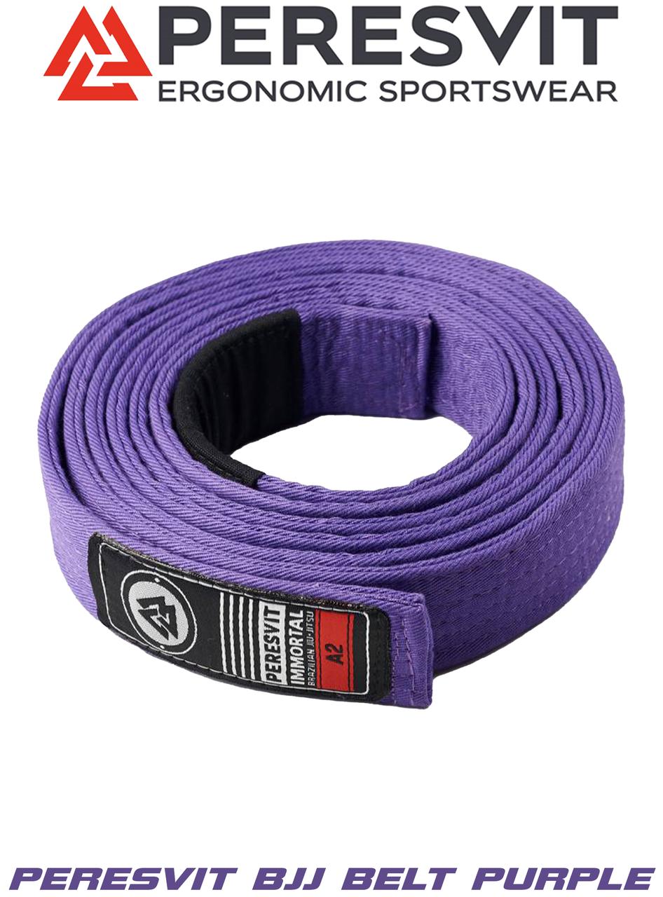 Пояс для кімоно Peresvit BJJ Belt Purple