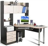 Угловой компьютерный стол СК-12