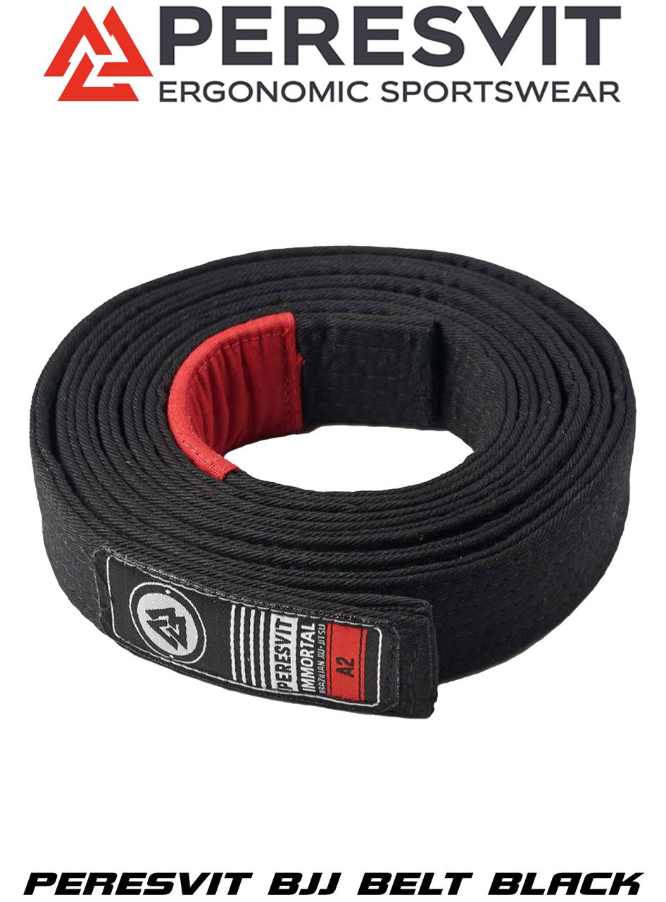 Пояс для кімоно Peresvit BJJ Black Belt