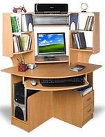 Угловой компьютерный стол СК-92