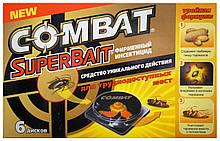 COMBAT SuperBait ловушка 6шт