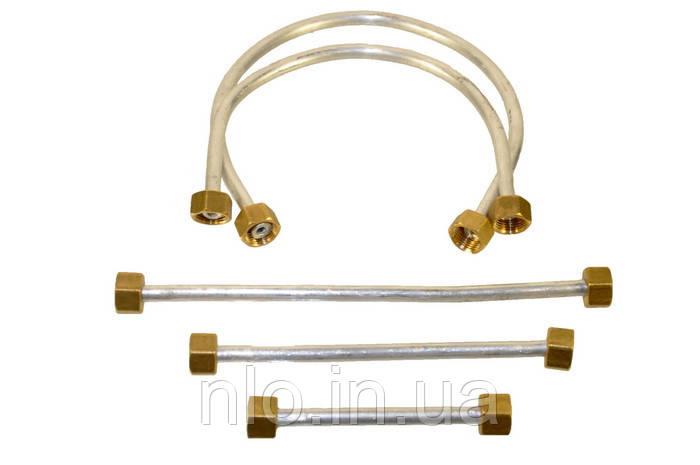 Трубка для газовой плиты Электа, Дружковка M16x1.5 длина 220 мм