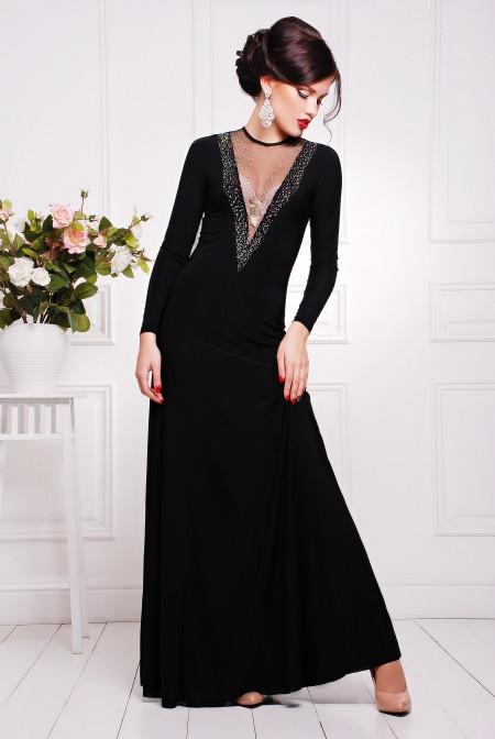 3bbc4ca82ee Вечернее платье в пол микро масло спина сетка размеры 42 44 46 48 50 -  Интернет