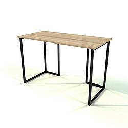 Стіл в офіс у стилі Loft з натурального дерева