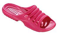 Женские пляжные тапочки BECO розовый 90652 4