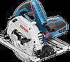 Пила ручная циркулярная Bosch GKS 55+ GCE 0601682100