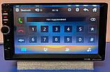 2din Магнітола Pioneer 7018 USB+SD+Bluetooth+ПУЛЬТ НА КЕРМО НОВИНКА 2021 (коротка база), фото 4