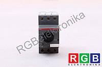 MS116 MS 116 0,63-1,0A AC3 9,6-14,4A 6KV ABB ID7853