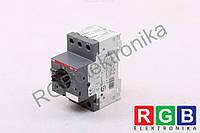 MS116 MS 116 10-16A AC3 153-230A 6KV ABB ID7854