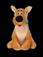 Мягкая игрушка собака Скуби 50 см