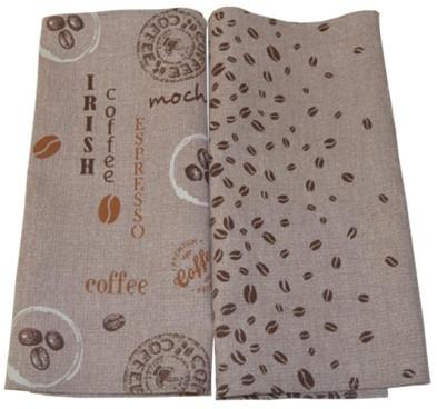 Веснянка MFV37789 Полотенце «Кофе» 38х74 см