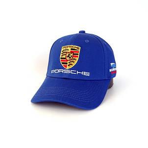 Автомобильная кепка Порше Sport Line Синий, фото 2